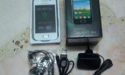 Galaxy ace 5830 Samsung export set new selling at