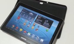 This is a 1 year old Galaxy tab 2 10.1. I used it