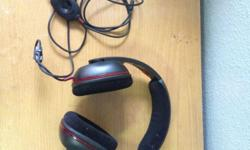 Used GAMECOM PLANTRONICS headset for sale sms me @