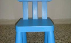 Kids Chair for sale SGD 10 only. Garage Sale Very