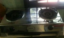 Gas Stove for sale As we have switched to pipeline gas
