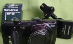 Hi. Selling a spare camera. New compatible battery and