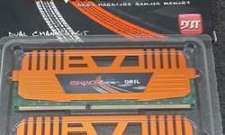 Hi all, Im selling GeIL Enhance CORSA 1600MHz 8gb kit