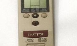 Used General AR-DB4 Aircon Remote Control for sales