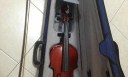 4/4 adult violin, Genial Brand. Made in Romania. bought