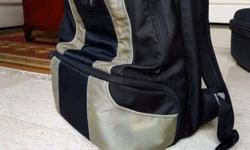 Genuine Lowepro camera and laptop backpack in fair