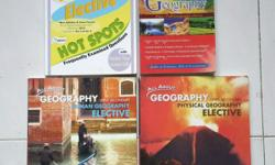 *Geography Elective hot spots. Revision series for sec