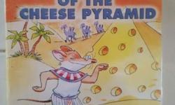 Selling Geronimo Stilton #2: The Curse of the Cheese