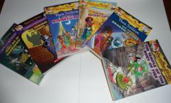 Hi! I have a bunch of Geronimo Stilton books to sell!