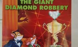 Selling the The Giant Diamond Robbery (Geronimo