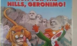 Selling the Run for the Hills, Geronimo! (Geronimo