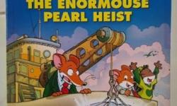 Selling the The Enormouse Pearl Heist (Geronimo