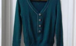 �Size S. �Preloved but in excellent condition. Like