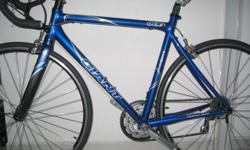 Giant Road Bike / Racing / Touring Bicycle . very good