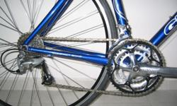 Aluminium frame and carbon fork tires are Kenda