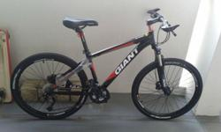 got one brand new Giant XTC 2011 bicycle for sale. only