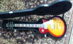 Gibson Les Paul Standard condition 10/10 with hard