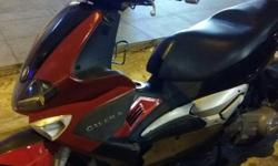 Good condition Piaggio Gilera Runner ST 200 for sale.