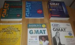 I am selling my GMAT books at a really cheap price of