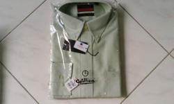 A new GOLDLION CLASSIC long sleeve shirt size 16