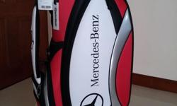 Brand New TAYLORMADE-Merz Benz Golf Cart Bag For Sale!