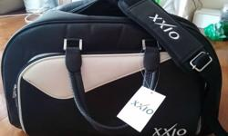 BN XXIO Golf Boston Bag For Sale! Brand New. Unused.