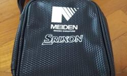 Brand New SRIXON Golf Pouch For Sale! Brand New.