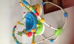 Used less than 5 times, good as new. Playskool 2 in 1