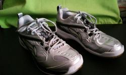 Hi, Have a good pair of Li Ning running shoes size