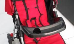 Hi Good baby stroller for sale Used few times only