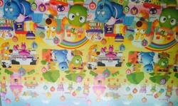2 sided educational playmat 140x180 cm Brand name: