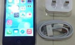 IPhone 4s 32GB, Black color Phone is in perfect working