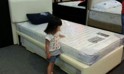 Hi, This is a double deck single sized bed with leather