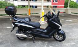 Selling off my scooter due to work commitments. It's in