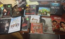 Horror(e.g Primal) /Comedy/Cartoon DVDs for sale. VCDs