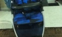 Hi , I use this pram just for one time . Because my son