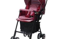 Goodbaby stroller D869 red color for sale. Excellent
