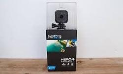 Brand New GoPro Hero 4 Session Original & Sealed