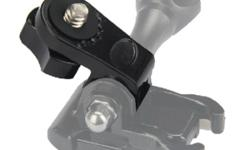 - 1/4 inch connector. - Designed for Gopro mount.