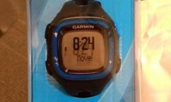 Selling a 3 mth old Garmin Forerunner 15 at $200. Pl