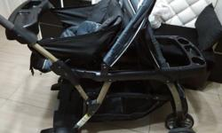 Graco Double Stroller Sit & Stand selling at $100.