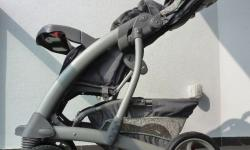 Graco Quattro Tour Deluxe Stroller with Graco SnugRide