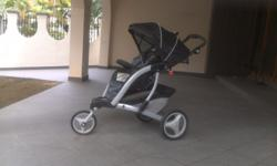 graco stroller in excellent condition.used only for few