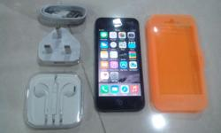 iPhone 5 32GB, Grey color. Phone is in perfect working
