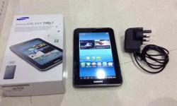 Titanium Grey Samung Galaxy Tab 2 , 8GB, 3G (Able to