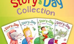 A story for each day in a year! Every day, children