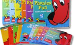 Grolier Clifford Phonics (6 packs x 12 books) selling