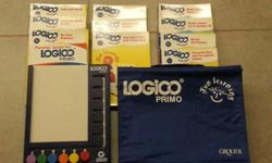 Grolier International Logico Primo in good complete