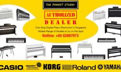 Venue: THE PIANIST STUDIO Great Singapore Sale 2017 -
