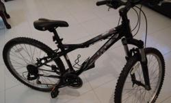 GT Avalanche 3.0 (Women's, Size S) mountain bicycle.